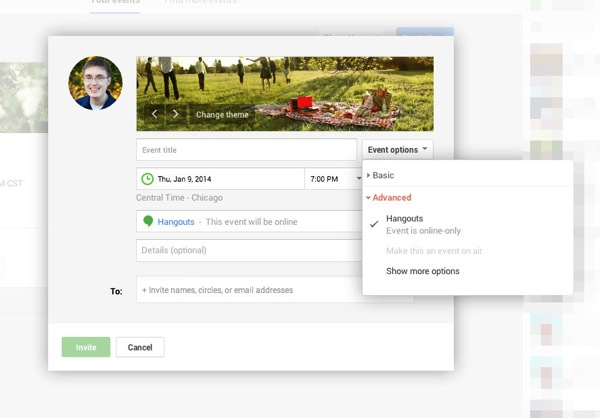 Create a Permanent Google Hangout